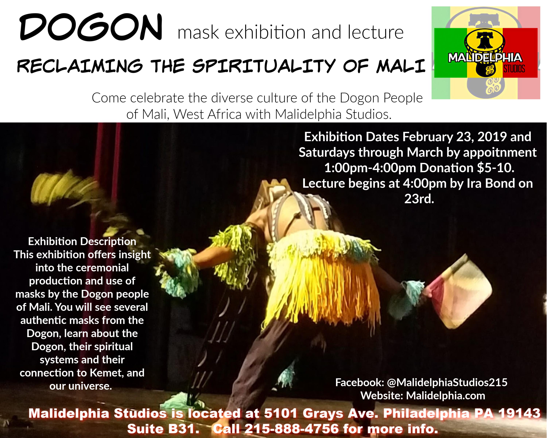 Dogon Exhibit #2